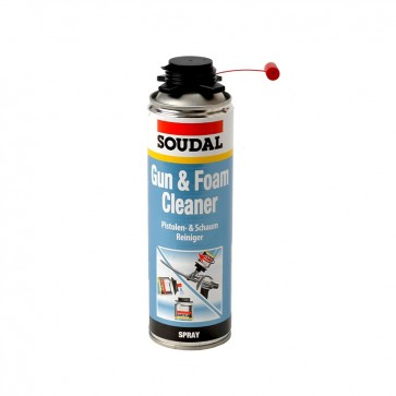 SOUDAL GUN&FOAM CLEANER - 500 ml