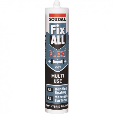 SOUDAL FIX ALL CLASSIC ČRNA - 290 ml
