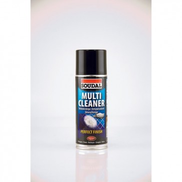 SOUDAL MULTI CLEANER FOAM SPRAY - 400 ml