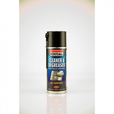 SOUDAL CLEANER&DEGREASER - 400 ml