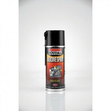 SOUDAL SILICONE SPRAY - 400 ml