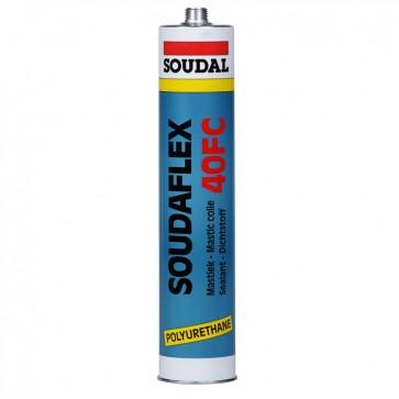 SOUDAL SOUDAFLEX 40 FC ČRNA - 310 ml