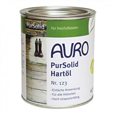 AURO 123 HOLZ-HARTOL PurSolid 2,50 l (6