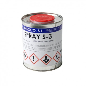 INSOCO SPRAY S-3 PROZORNA - 1 l