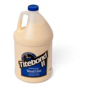 TITEBOND II PREMIUM WOOD GLUE - 3,785L