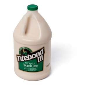 TITEBOND III ULTIMATE WOOD GLUE - 3,785L