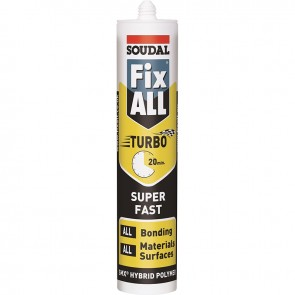 SOUDAL FIX ALL TURBO - 290 ml