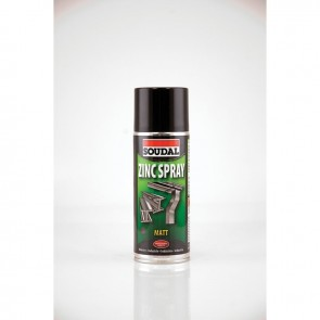 SOUDAL ZINK SPRAY MATT - 400 ml