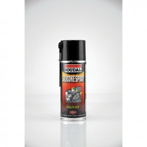 SOUDAL SILICONE SPRAY - 400 ml