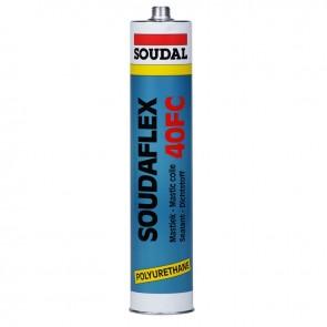 SOUDAL SOUDAFLEX 40 FC SIVA - 310 ml